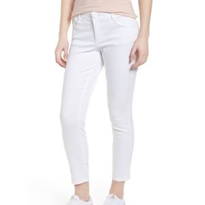 Wit & Wisdom White Ab-solution Ankle Skimmer Jeans